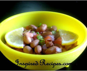 Boiled Peanut Salad