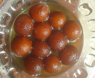 Gulab jamun recipe, how to make gulab jamun recipe with khoya (Kova)