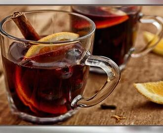 Mulled wine – smak av jul i et glass