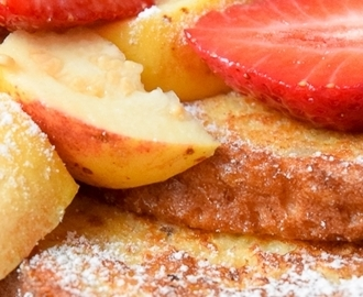 Pan francés / French Toast
