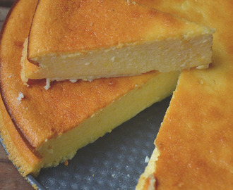 Tarta de queso Quarkt (KitchenAid)