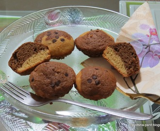 Two-in-One Cupcakes With Whole Wheat Flour