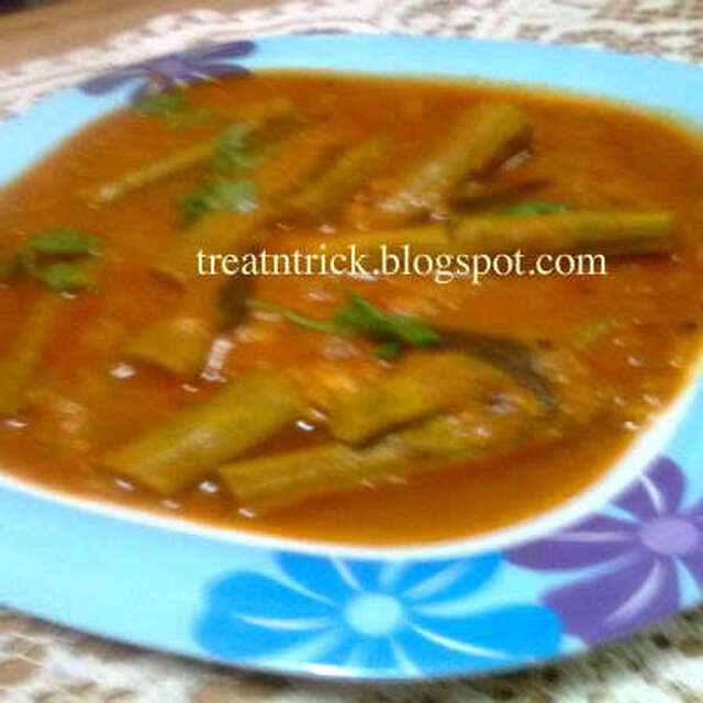 SAMBAR (LENTIL CURRY)
