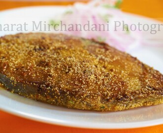 Surmai tawa fry/ Griddle fried Seer fish