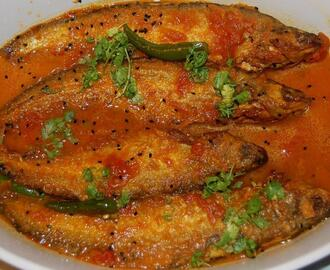 Indian fish curry | Famous Indian Recipes | How to make fish curry ?