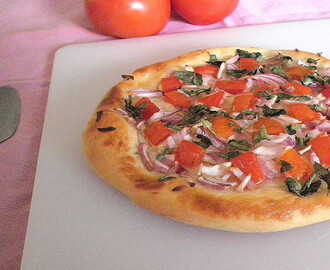 SOUR CREAM PIZZA
