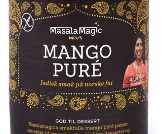 Mango riskrem, anyone?
