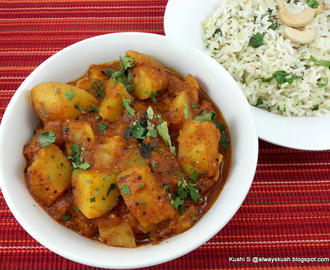POTATO VINDALOO