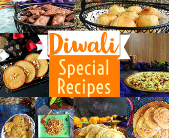 Diwali Sweets and Snacks | Easy Deepawali Sweets and Snacks Recipes 2018