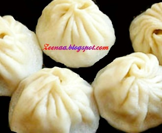 CHICKEN MOMOS [ TIBETAN RECIPE ]