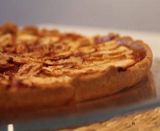Tarte de Maçã e Marmelo |  Apple and Quince Pie
