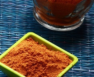 Homemade Sambar Powder-Sambar Powder Recipe-Sambar Podi-How To Make Sambar Powder At Home