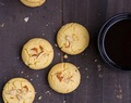 Nan Khatai \ Crunchy Indian Shortbread Cookies