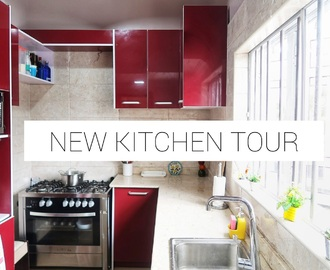COME INSIDE MY NEW KITCHEN | A NIGERIAN TOUR