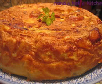TYPICAL SPANISH... LA MARAVILLOSA TORTILLA DE PATATA