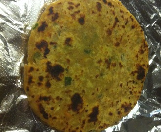 Vegetable Chapathi