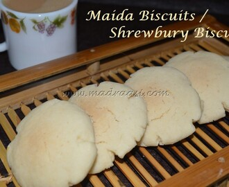 Ghee Biscuits / Maida Biscuits