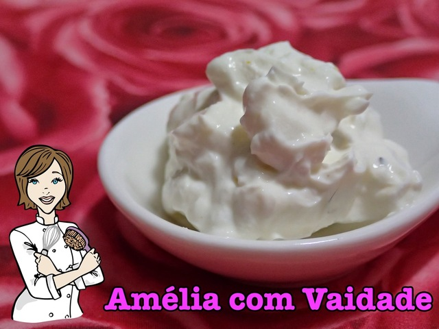 Cream cheese de kefir