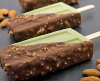 Green Tea Ice Cream Bar
