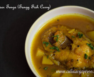 Masor Tenga (Tangy Fish Curry)