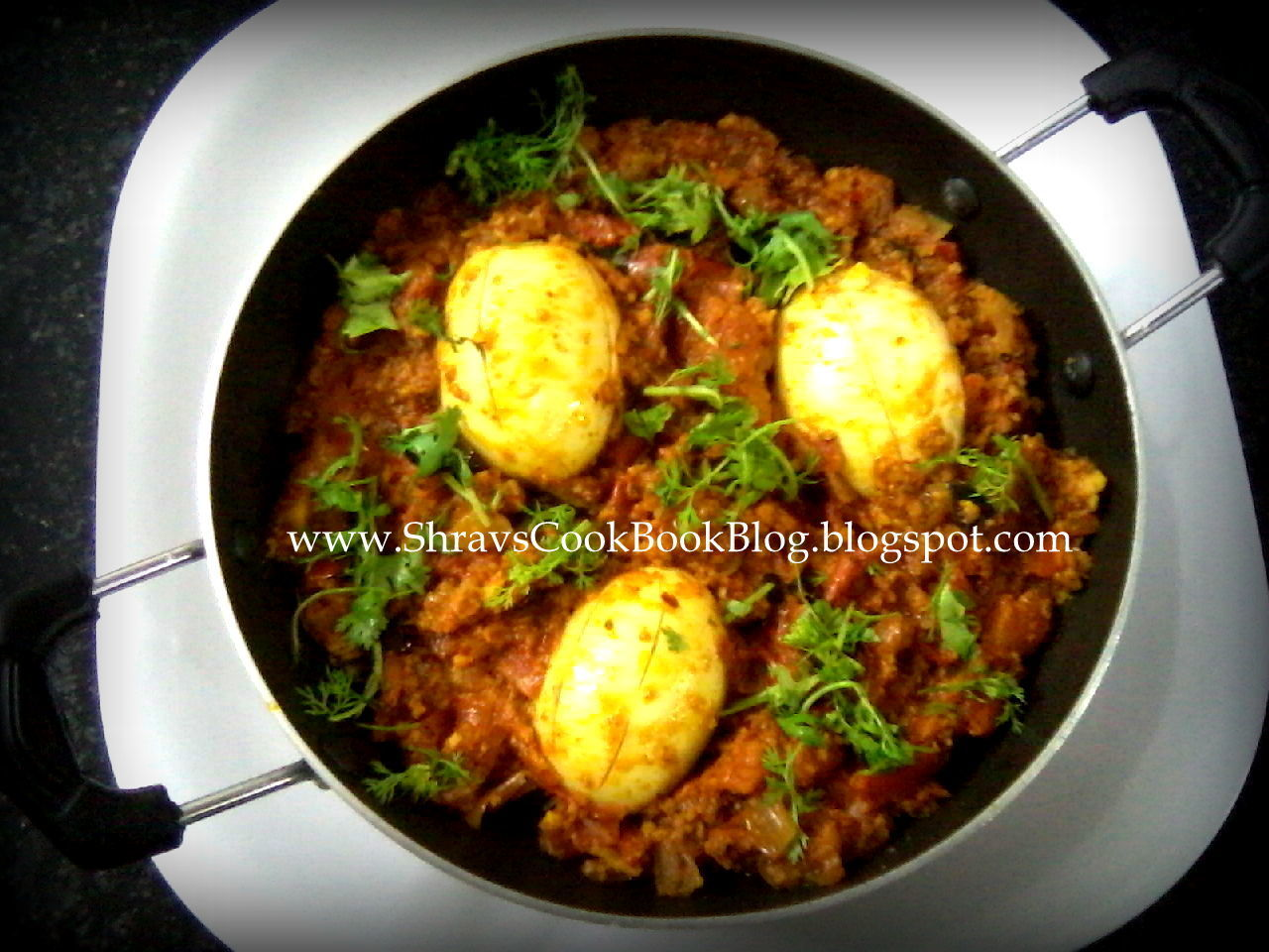 Chettinad Egg Curry-Tomato Egg Masala-How to make Chettinad Egg Masala Gravy Recipe