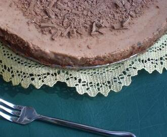 Romany Chocolate Cream Pie