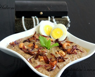 Hyderabadi Haleem