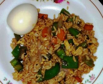 Home Made Chinese Rice