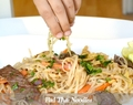 Pad Thai Noodles (Thai Favorite)