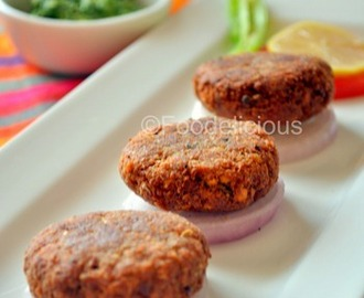 Soya Shami Kebab… For Vegetarians Who Want To Indulge In Non Veg Delicacies, Step Wise