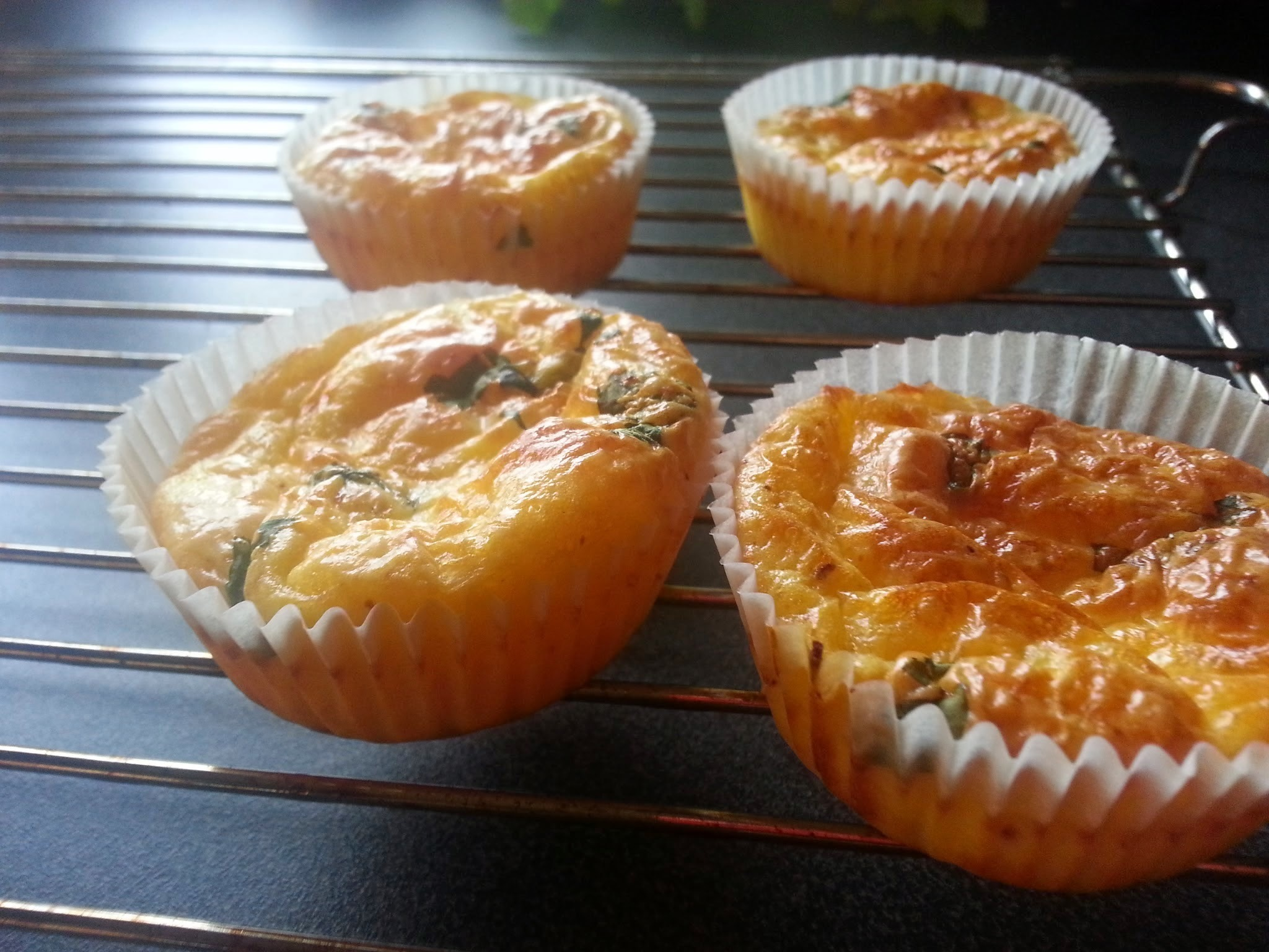 Frokost muffins