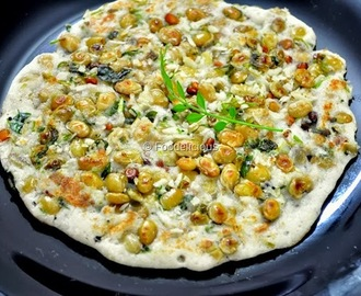 अवरेकाळु दोसा | Indian Pancake With Hyacinth Beans| Vegan | Gluten Free | Step Wise | Winner Of September's Only Event