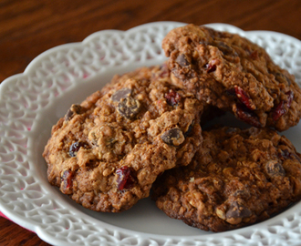 Live Sigma Kappa – Heart-Healthy Cherry-Chocolate Chip Cookies