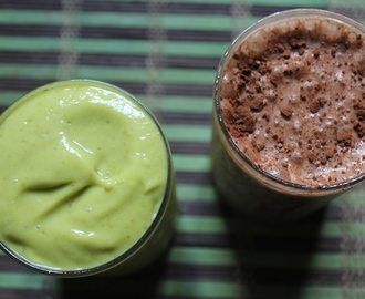 Avocado Banana Smoothie Recipe - Avocado and Banana Breakfast Smoothie Recipe