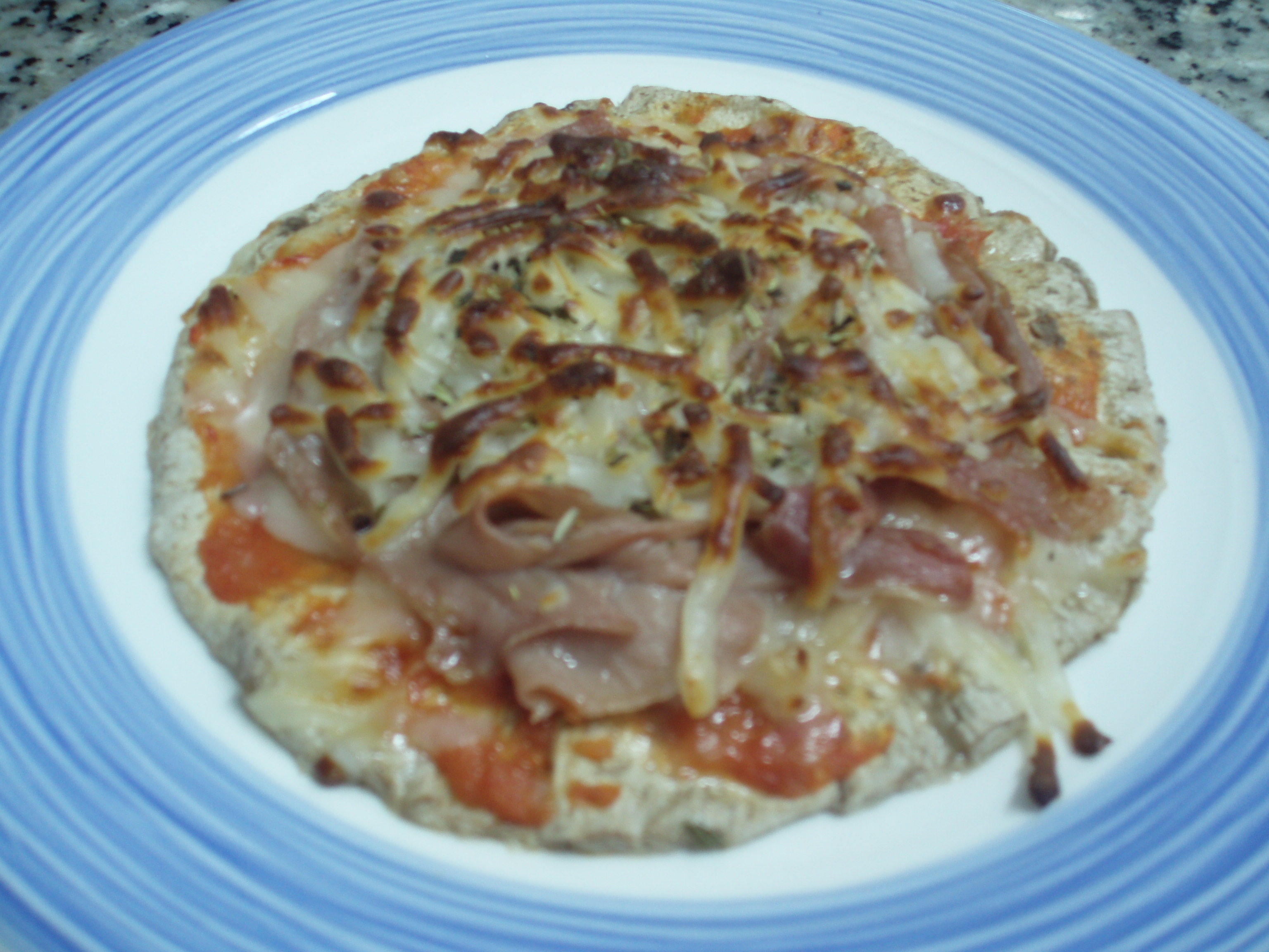 Pizza d'apagallums