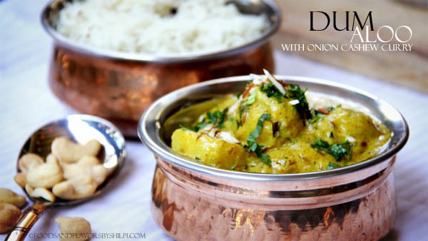 Dum Aloo Recipe | How to make Restaurant Style Dum Aloo
