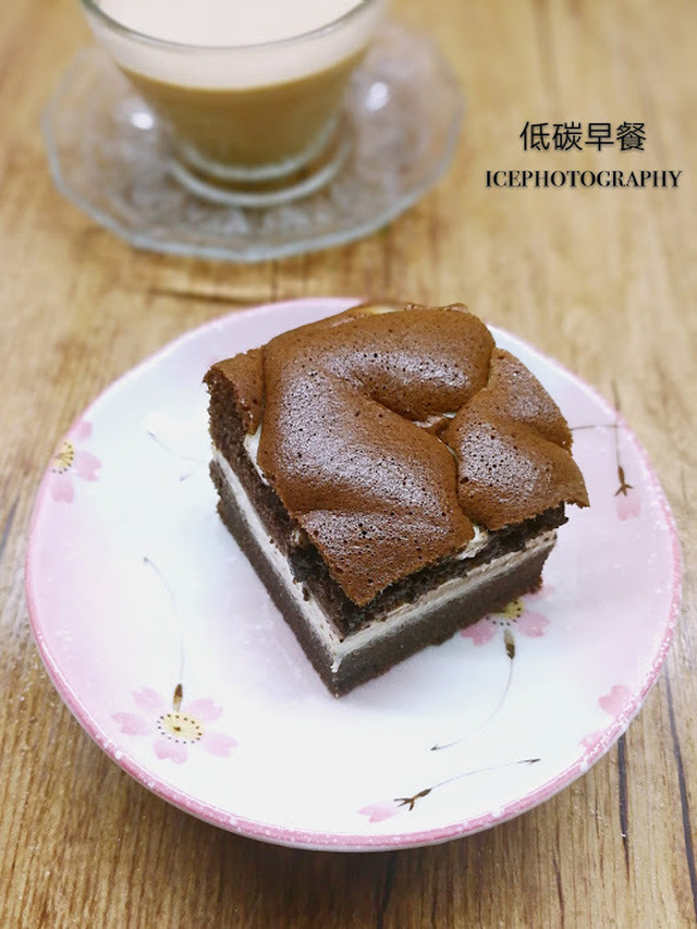 低碳乳酪黑美人 Low carb chocolate Cheese Cake