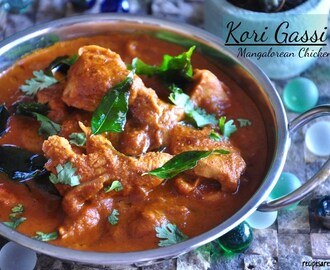 Kori Gassi | Mangalorean Chicken Curry