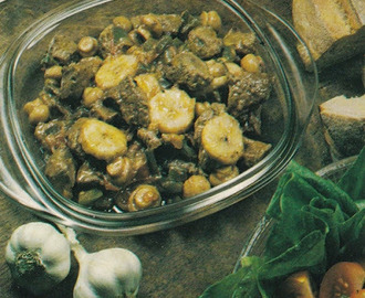 Bananas Stew Recipe
