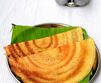 Dosa Recipe-Easy Dosa Batter Recipe