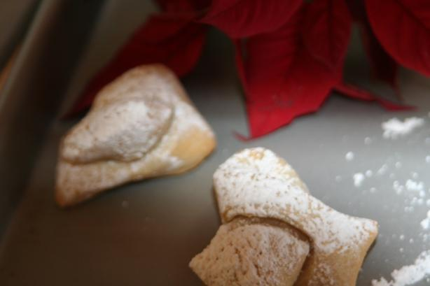 Chrusciki - Polish Angel Wing Cookies