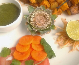 Recipe of Veg Platter | How to make Veg Platter