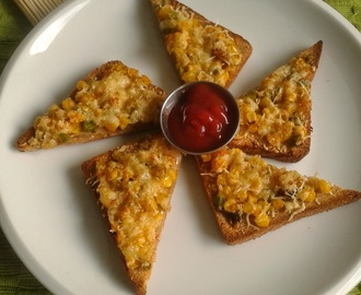 Recipe of Chilli Cheese Toast | How to make Chilli Cheese Toast