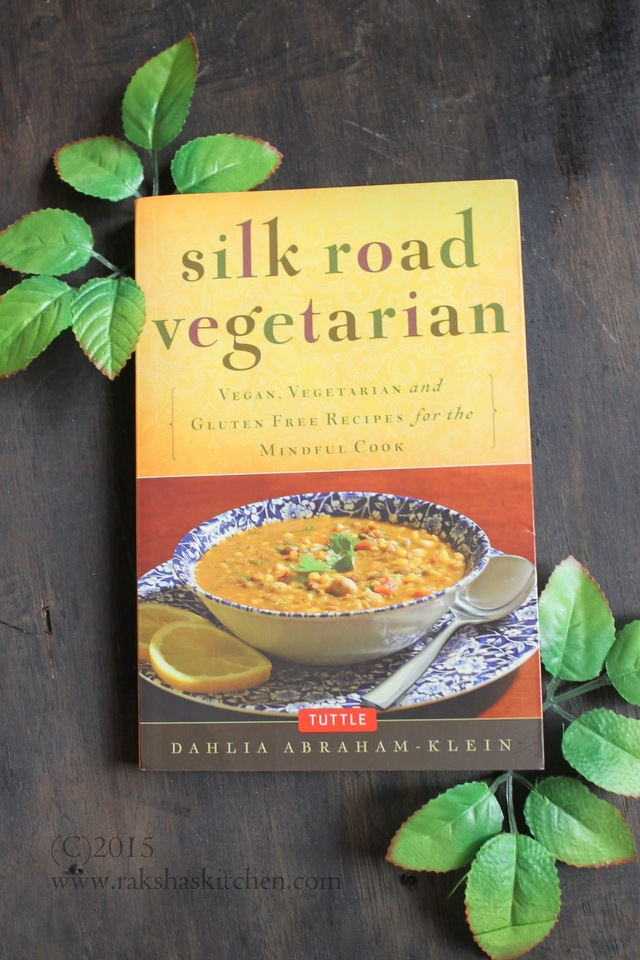 Silk Road Vegetarian - A Book Review