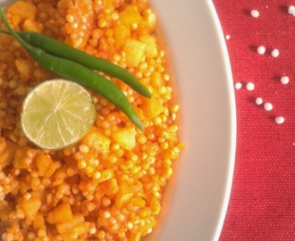 Recipe Of Sabudana Khichdi | How To Make Sabudana Khichdi