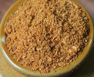 Tikka masala powder recipe- How to make Tikka masala powder at home