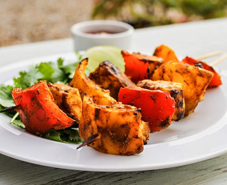 Paneer Tikka recipe without onion garlic