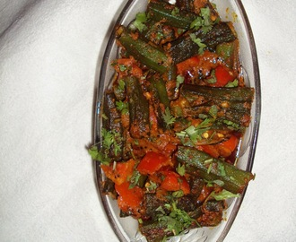 Recipe of Bharva Bhindi | How to Make Bhindi Masala