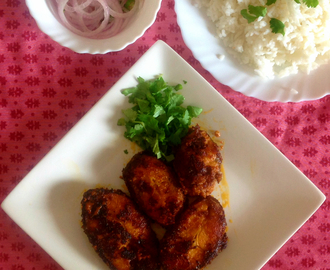 Masala Fish Fry | How to Make Fish Fry