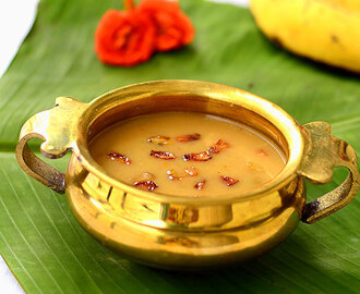 Ada Pradhaman Recipe-Kerala Onam Recipes